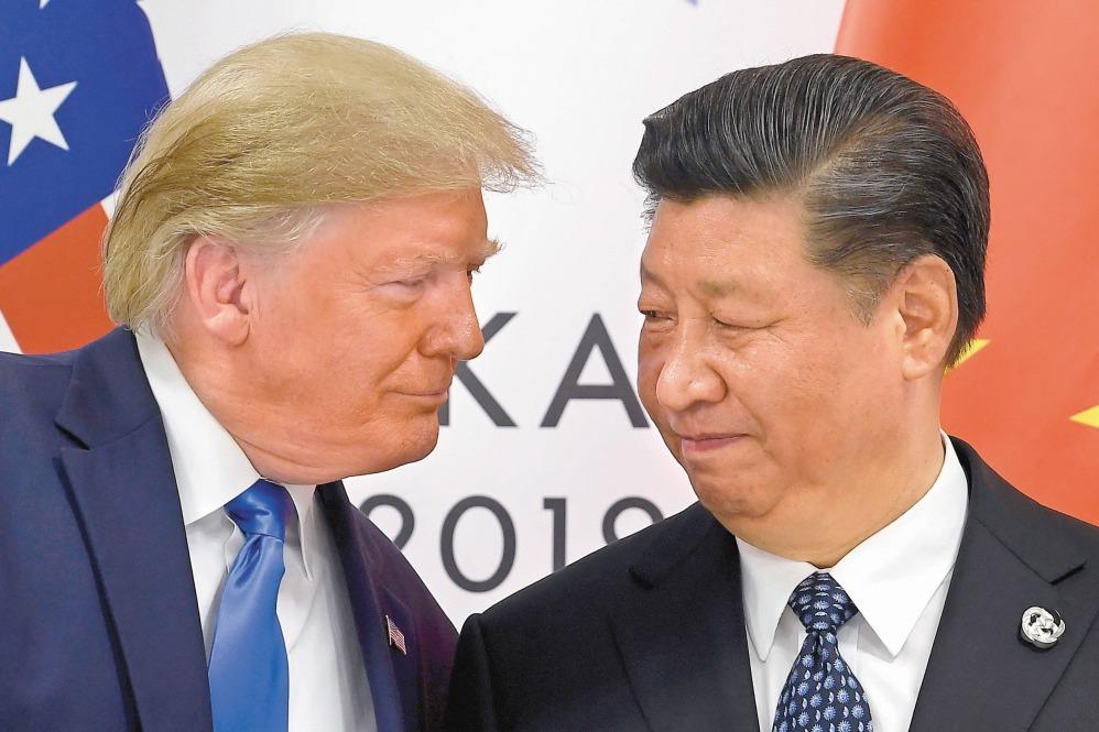 美國與中國間的角力,地緣政治下的民主人權