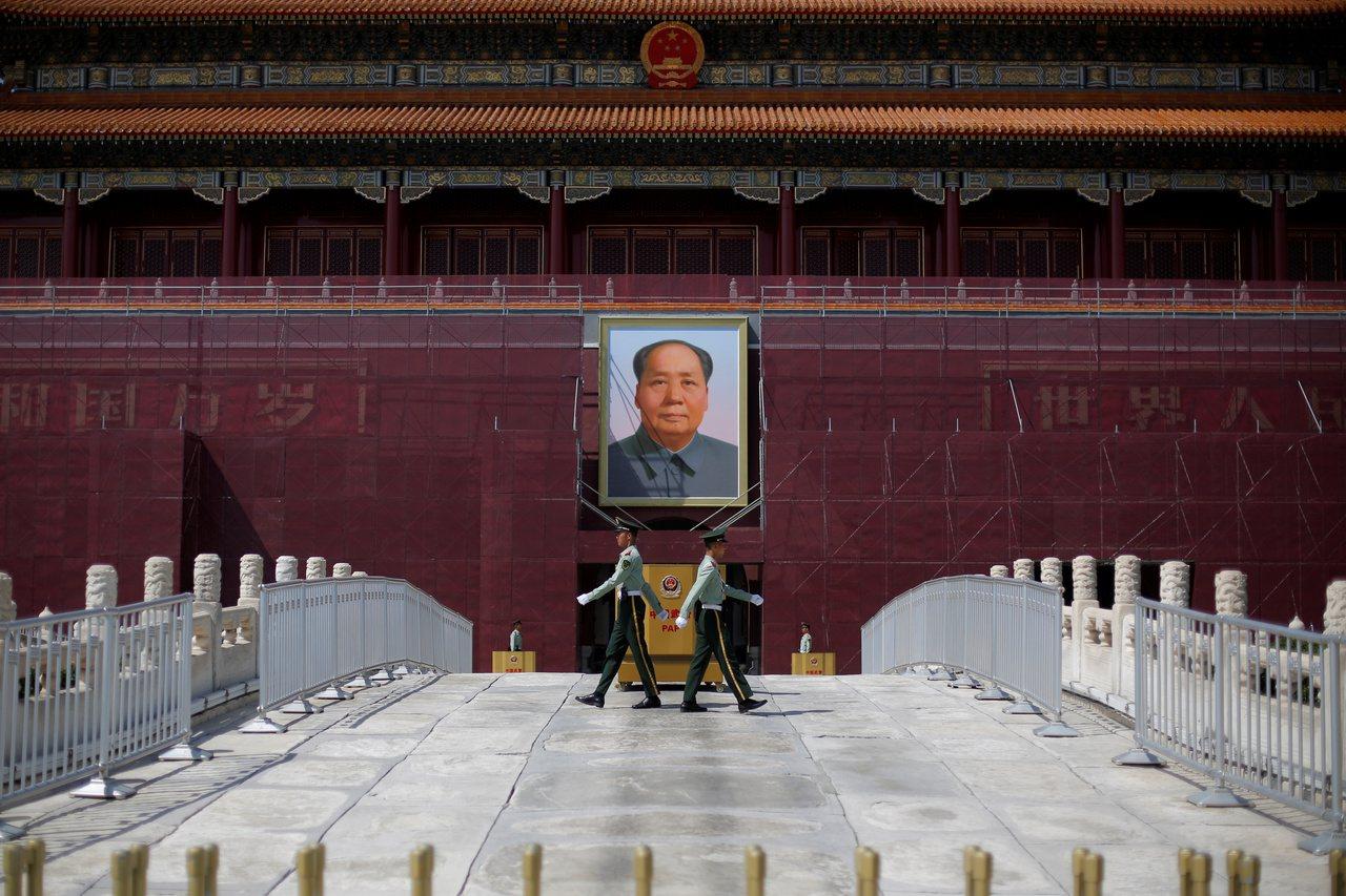 毛澤東逝世43週年,美媒:中共重提鬥爭欲再拜毛為師? 路透社