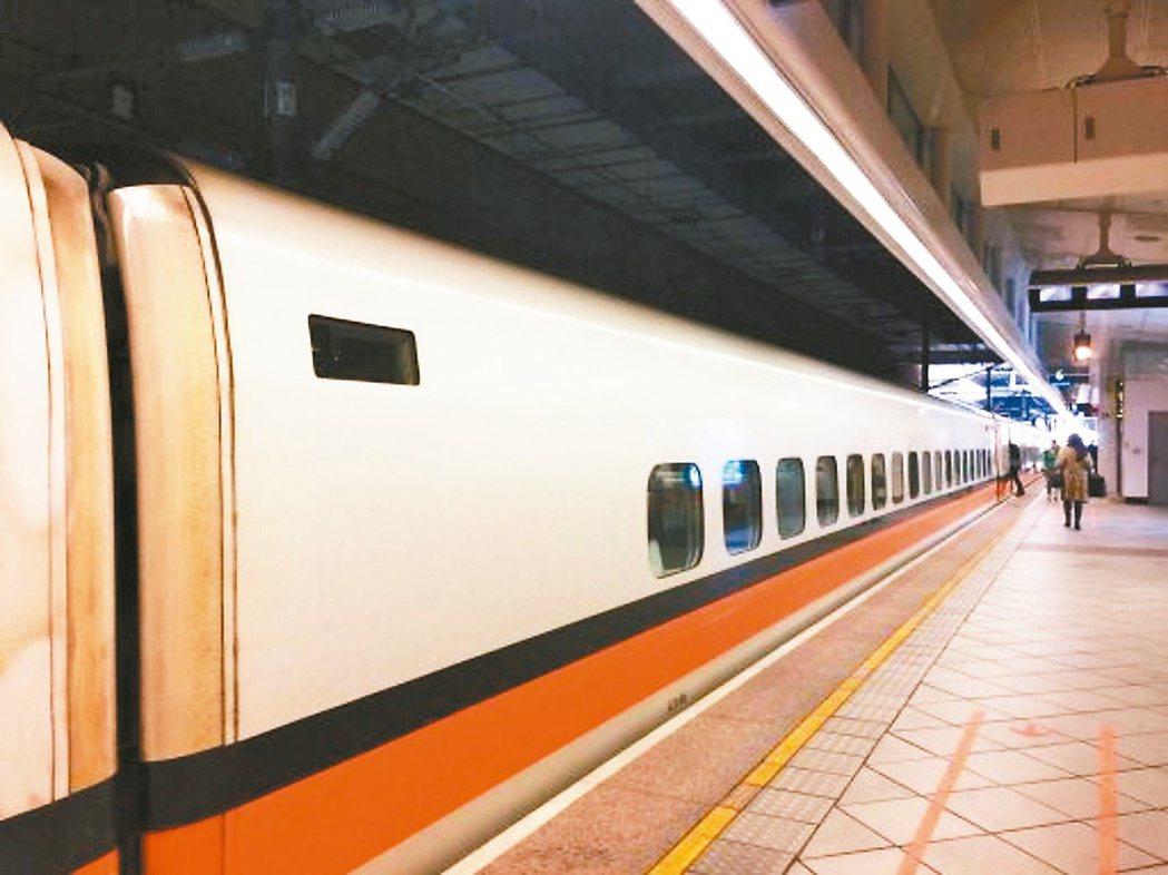 行政院長蘇貞昌今天要宣布高鐵延到屏東。 圖/聯合報系資料照片