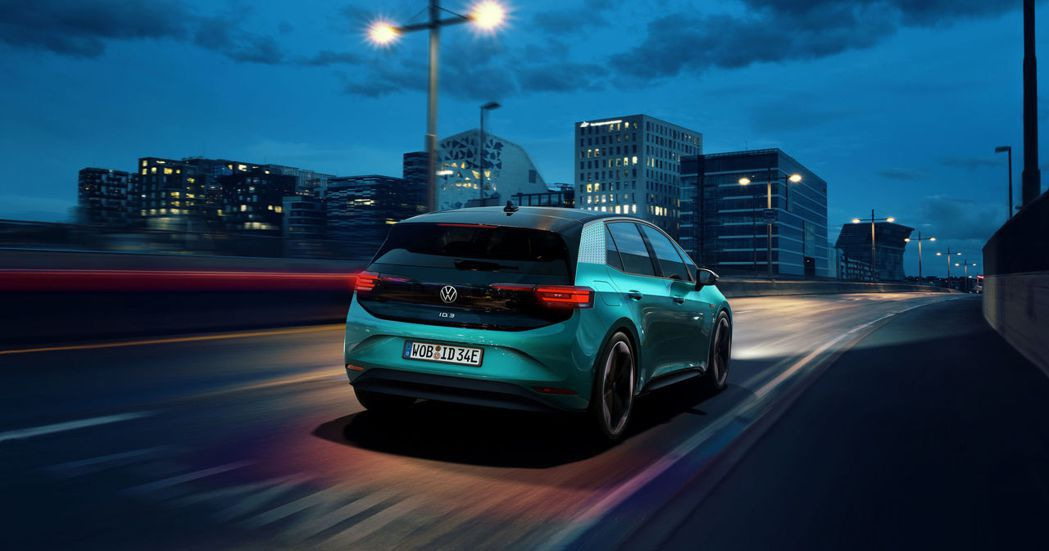 Volkswagen ID.3預計在11月就會開始大規模量產。 摘自Volksw...