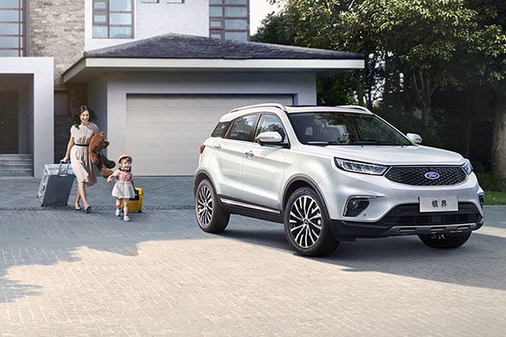 Ford確認Territory自2020年起走出中國,導入巴西與阿根廷市場銷售且...
