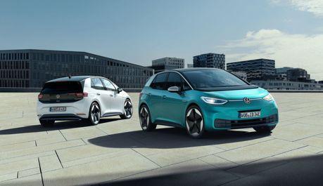 繼Beetle、Golf後的第三款革命性作品 全新Volkswagen ID.3純電掀背車正式發表!