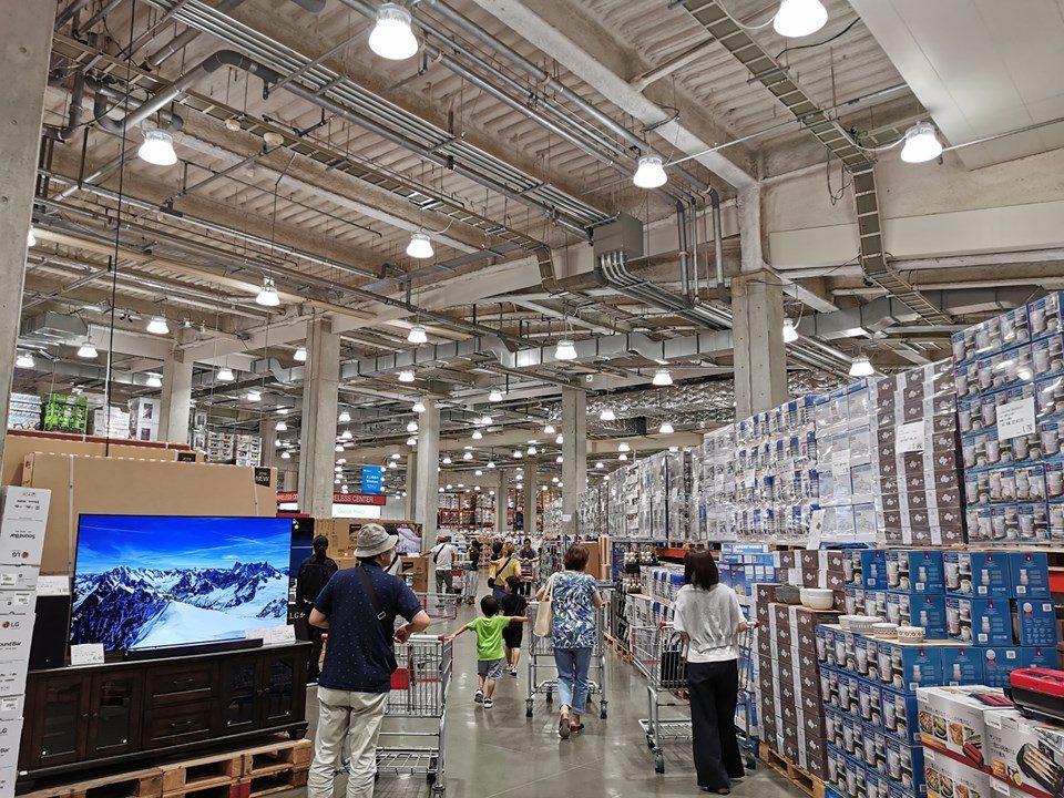 日本好市多。 圖片來源/臉書社團《Costco好市多 商品經驗老實說》
