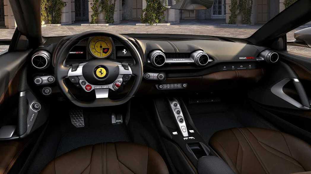 812 GTS的擋風玻璃上增加了L型的擾流片,能減少車室內的外部噪音。 摘自Fe...