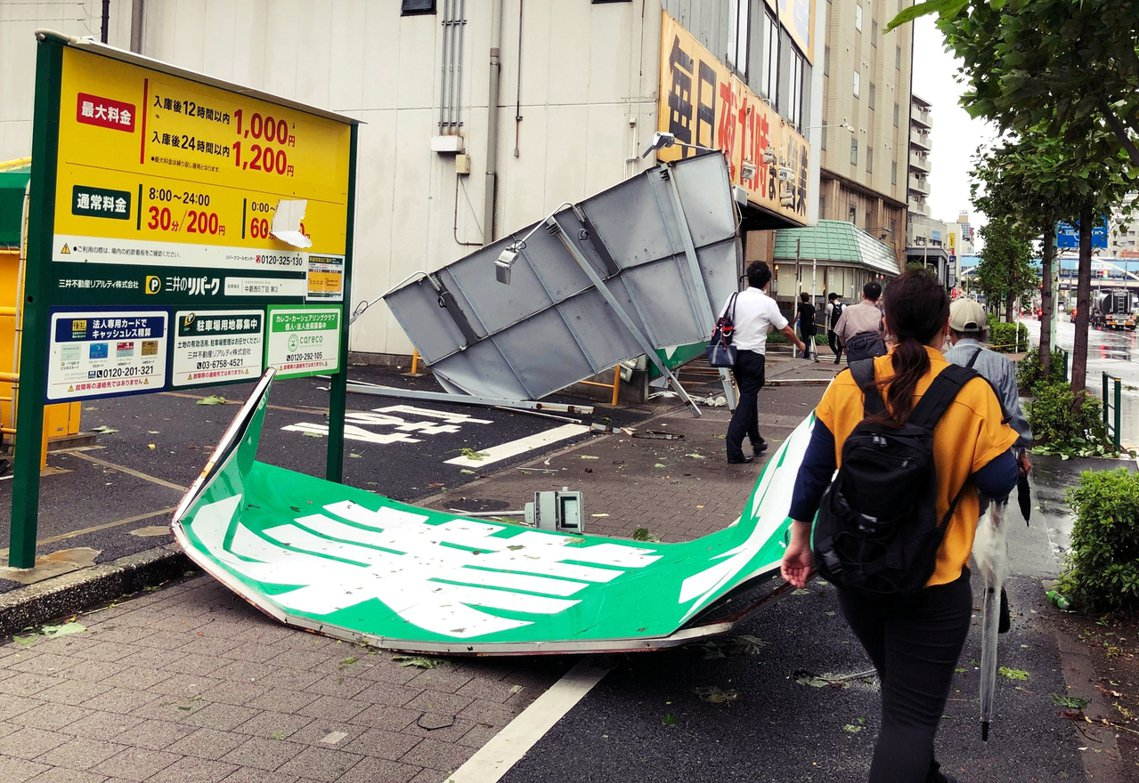 「碰上颱風這種狀況,還要員工自己判斷要不要出勤,這真是太鬼畜了!如果你沒去上班,...