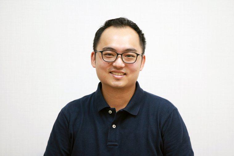劉庭軒認為,陪伴都是好事,但照顧有些技巧,還需要專業協助。 圖/鄭宇辰攝影