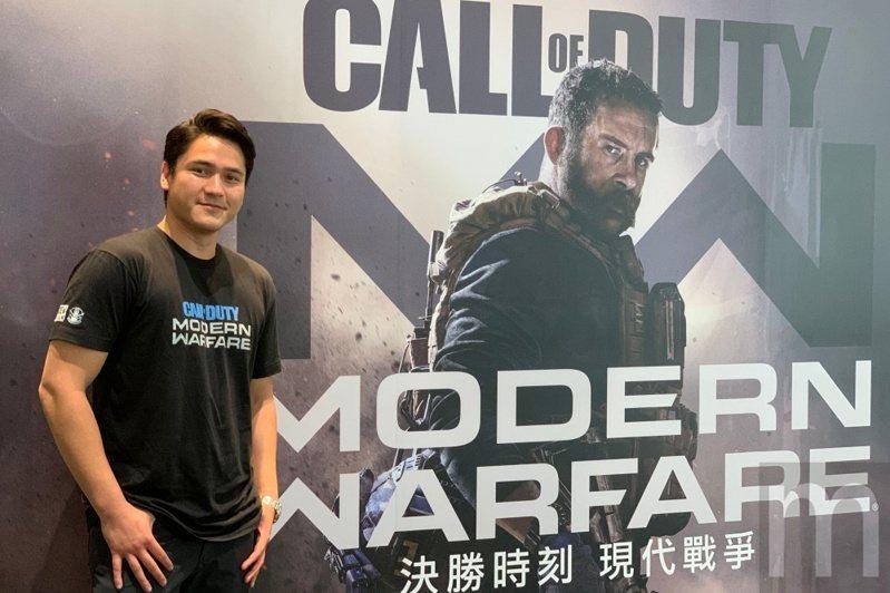 《決勝時刻:現代戰爭》遊戲製作人Dino Veranor