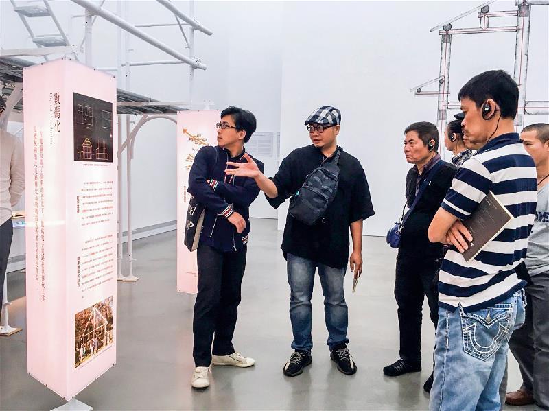 台、越兩地藝術家透過台亞基金會的牽線,有了更為深度的互動與交流。 (台亞基金會提...