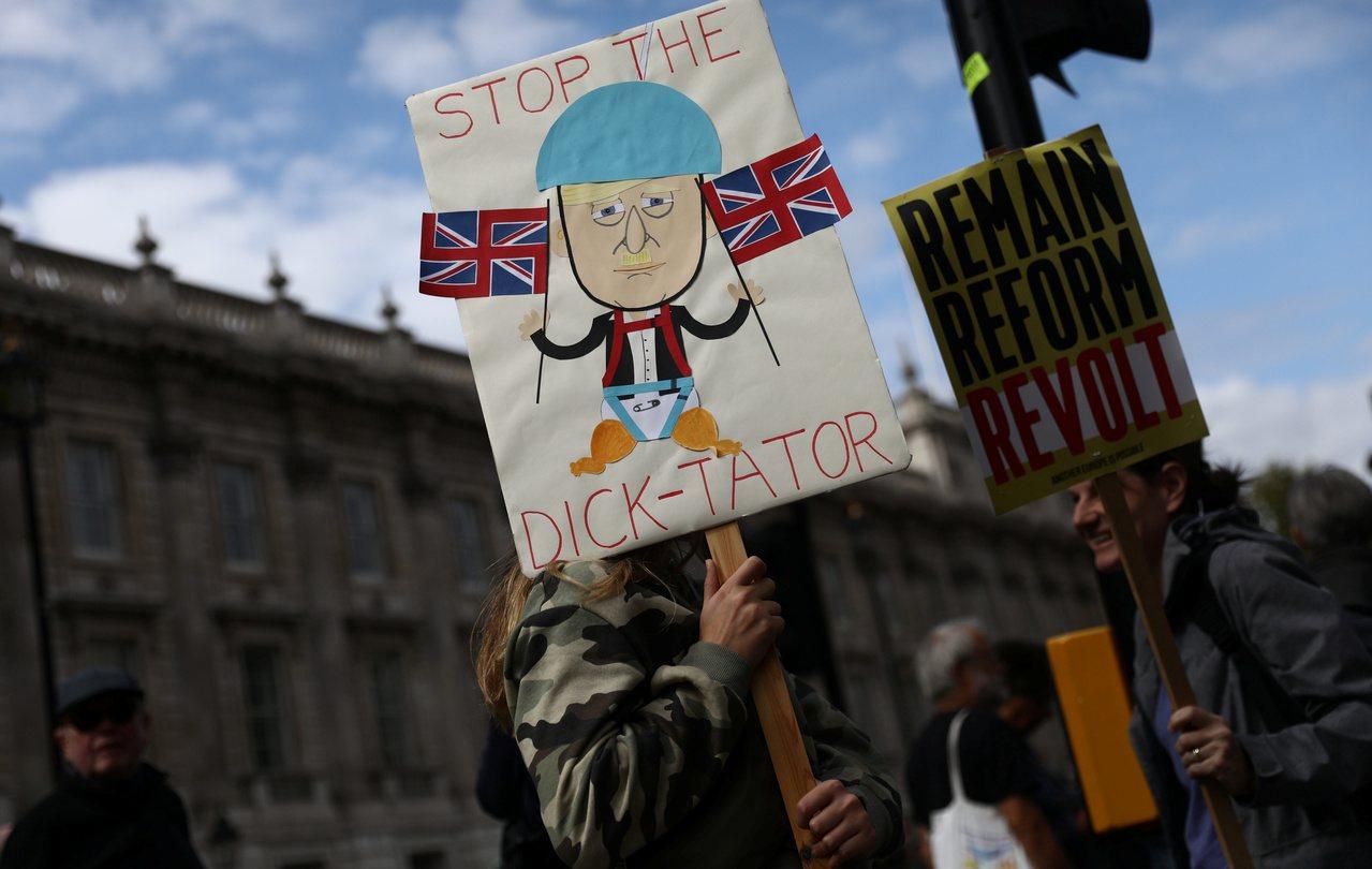 上議院議長福勒(Norman Fowler)表示,阻止無協議脫歐法案正式成為法律...