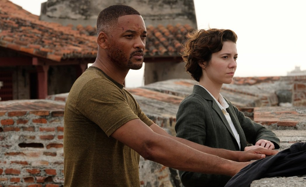 「雙子殺手」10月25日在台上映。圖/UIP提供