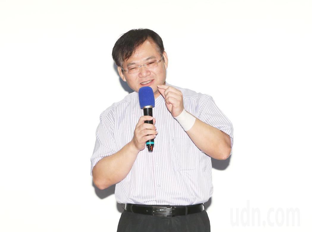 台北孔廟首度樂生訓練紀錄片「樂生•聲年」首映,訓練樂生的樂長孫瑞金也期許透過這樣...