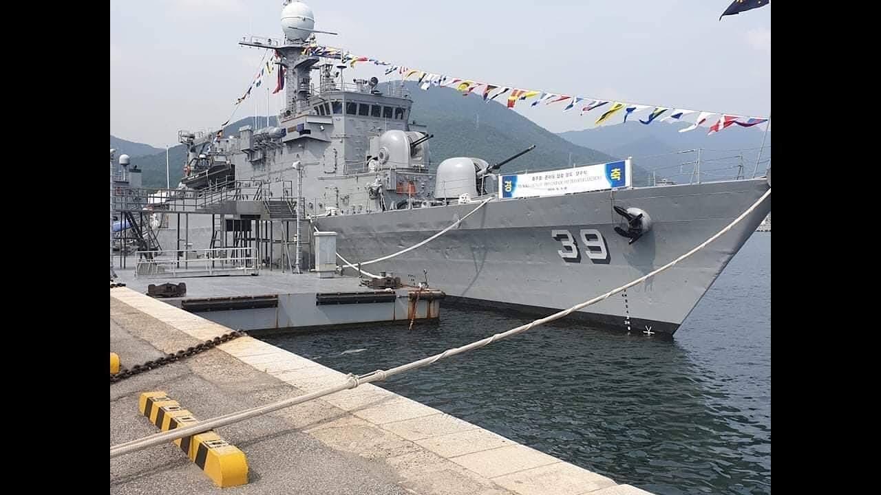 菲律賓海軍浦項級(Pohang Class)巡邏艦「克拉多葉號(BRP Conr...