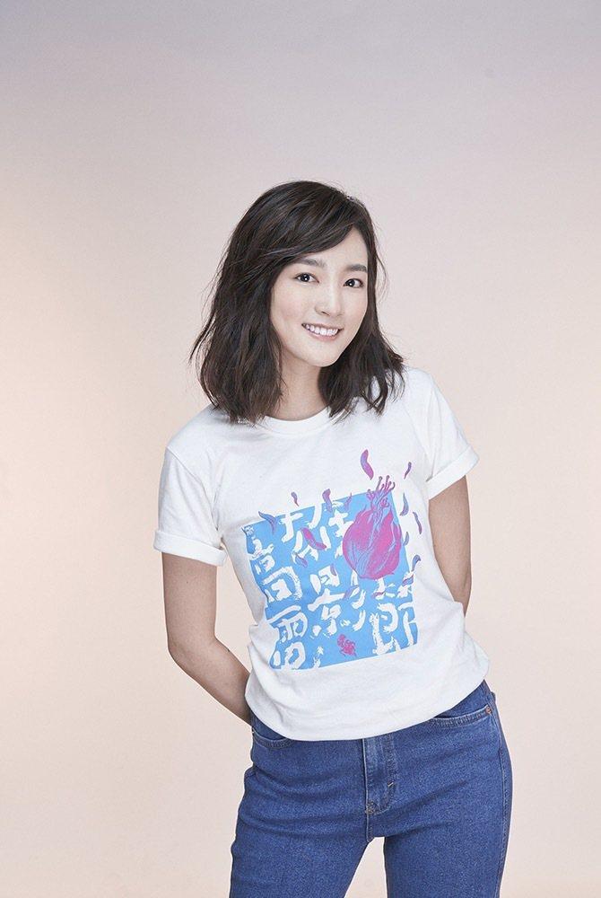 王淨擔任高雄電影節「影展大使」。圖/高雄電影節提供