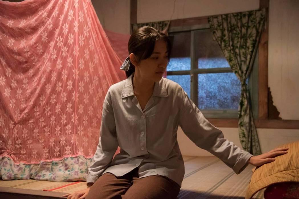 林玟誼在「苦力」中經歷兩段感情,對象個性差很大。圖/公視提供