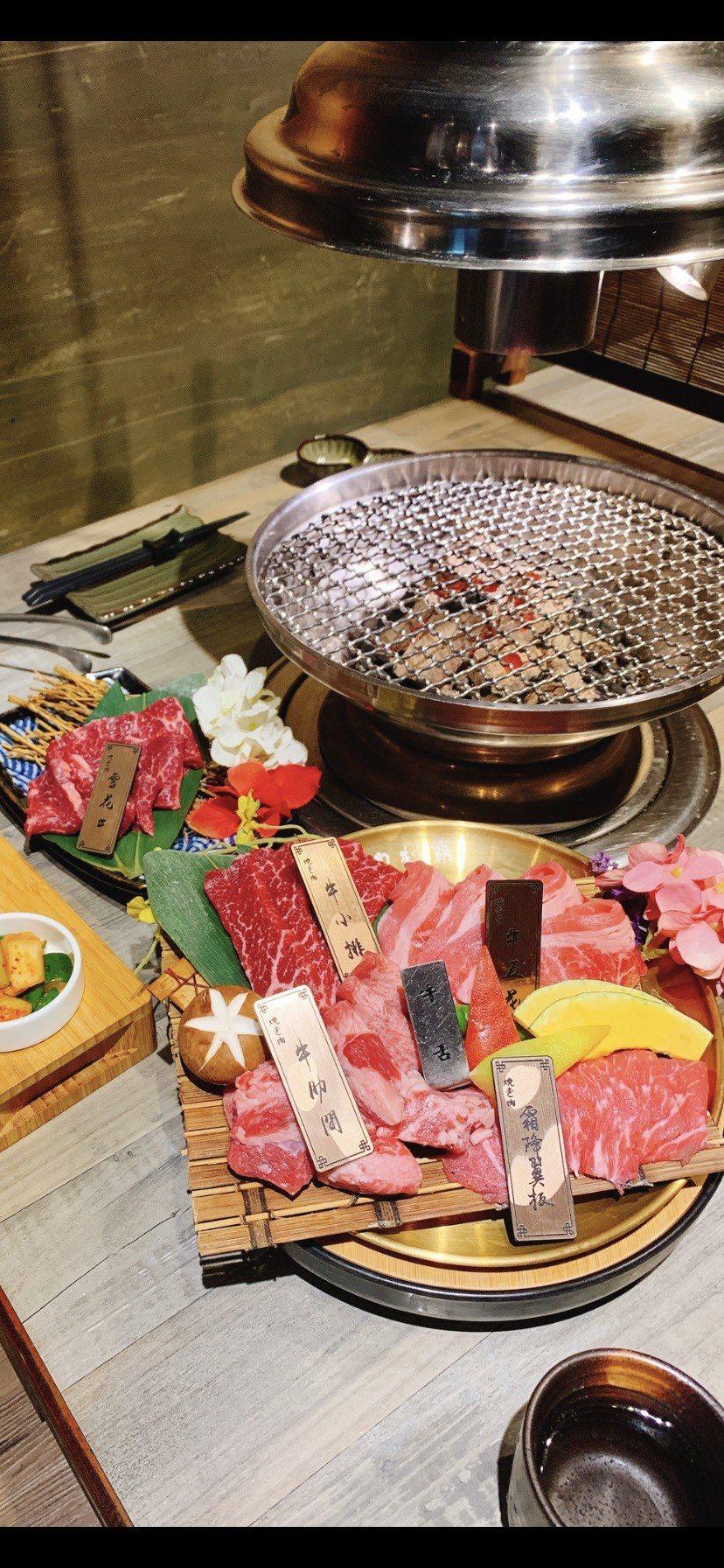 燒肉店同步推出優惠活動。圖/美國肉類出口協會提供