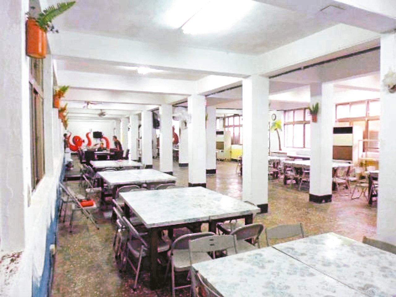 韋昌嶺吃大鍋飯的地方。 圖/基隆市文化局提供