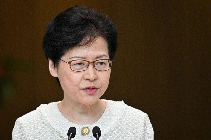 香港反送中持續三個月,香港首富李嘉誠日前呼籲「執政者要對年輕人網開一面」,特首林鄭月娥未接納建議。 (法新社)