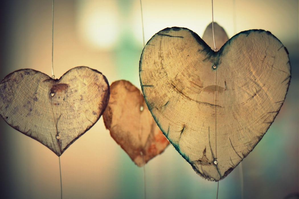 關於愛情,從來沒有標準答案。