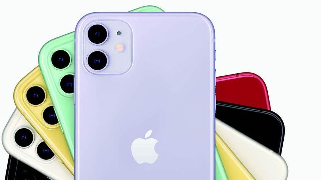 蘋果iPhone 11系列新機將在20日正式開賣,電信業者昨(11)日起陸續展開...