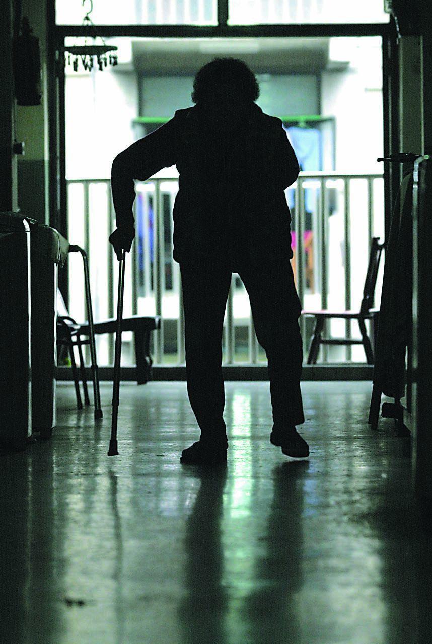 勞動部若修法刪除,84歲之後沒有延壽年金可領。 圖╱聯合報系資料照片