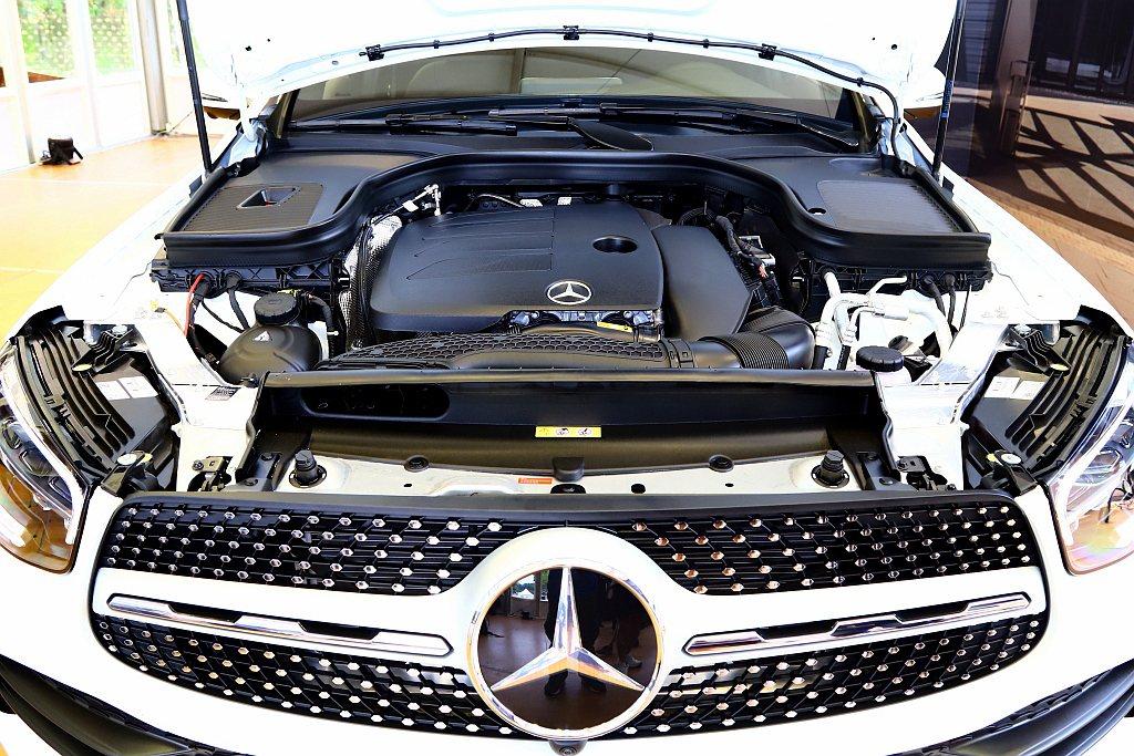 小改款賓士GLC將維持汽油渦輪200、300 4MATIC、渦輪柴油220d 4...