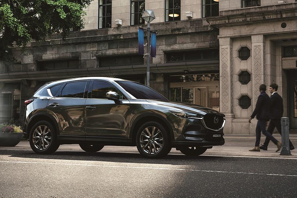 嶄新CX-30休旅即將加入!Mazda CX-5加配備,即刻調整銷售陣容