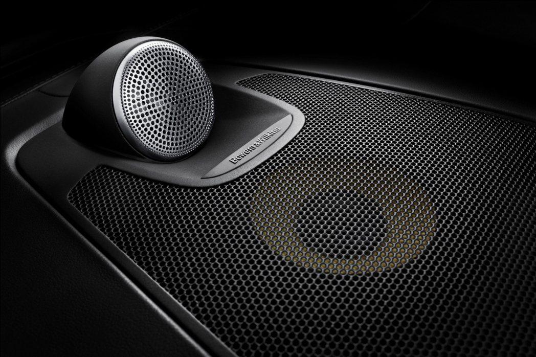 頂尖享受無需再選!英國頂級 Bowers & Wilkins 音響系統,在全新 ...