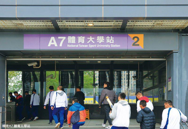 【竹城甲子園】距捷運僅700米,更稱霸生態景觀第一排。 圖/A7地王竹城甲子園 ...