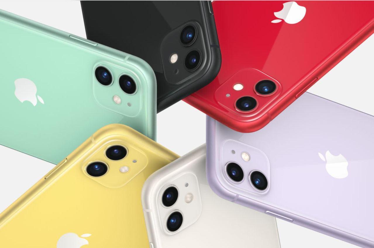 iPhone 11為3款新機中價格最低。圖片來源/蘋果官網