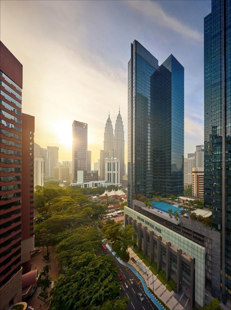 吉隆坡麗思卡爾頓高級公寓。 大馬信義/提供