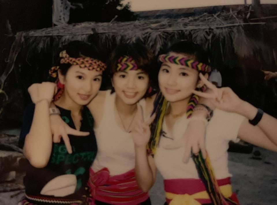 女團「S.H.E」出道邁入18周年。圖/摘自臉書