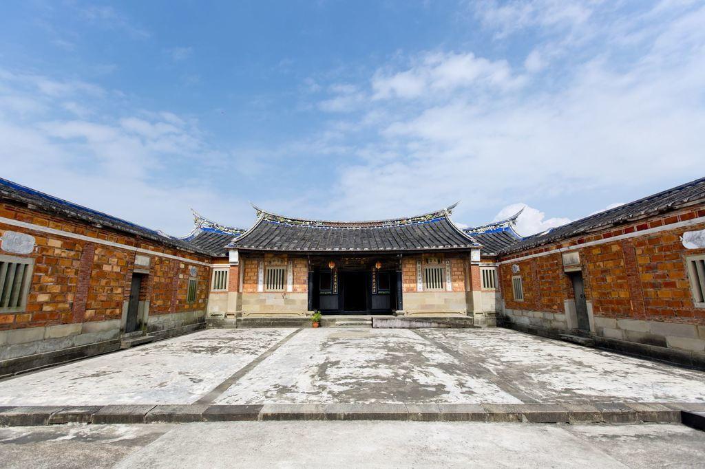 秘境休閒路線之一李騰芳古宅。圖/桃園市觀光旅遊局提供