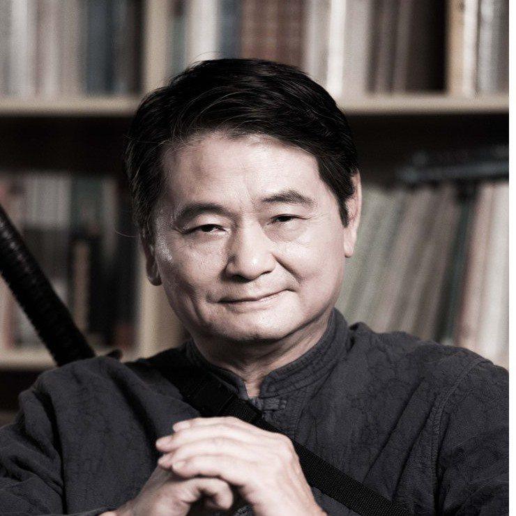 台師大國文學系教授林保淳。圖/擷取林保淳臉書