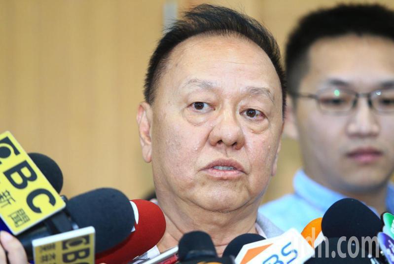 國民黨中常委李昭平。聯合報系資料照片/記者陳正興攝影