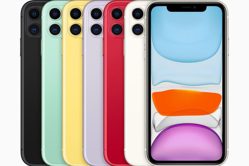 蘋果於台北時間昨(11)日秋季新品發表會正式推出三款iPhone 11系列新機,...