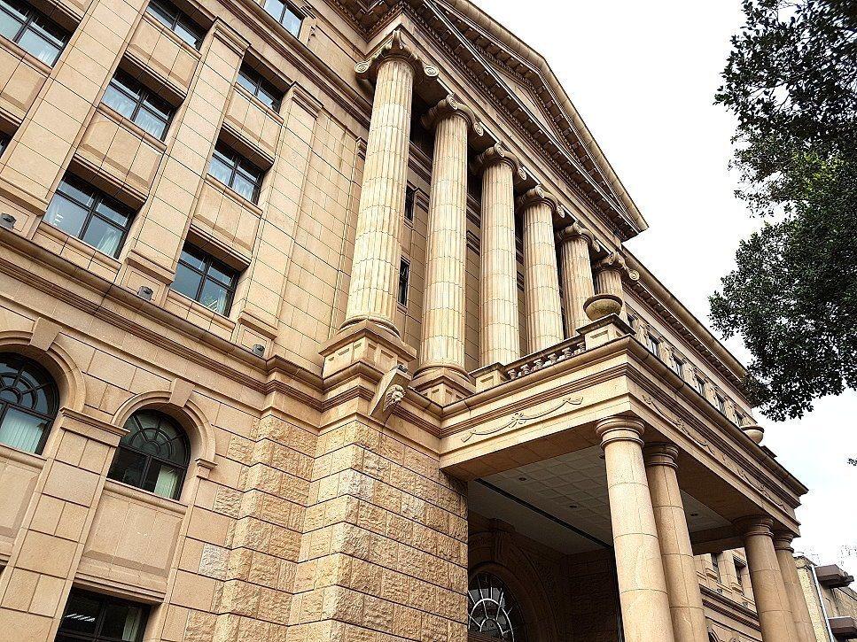 高等法院民事庭。本報資料照片