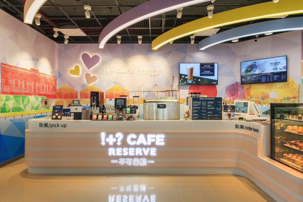 7-ELEVEN將「!+? CAFE RESERVE」不可思議咖啡館成功複製擴散...