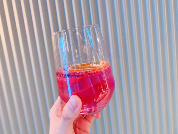 網美最愛加味氣泡水,在家也能輕鬆搞定。記者徐力剛/攝影