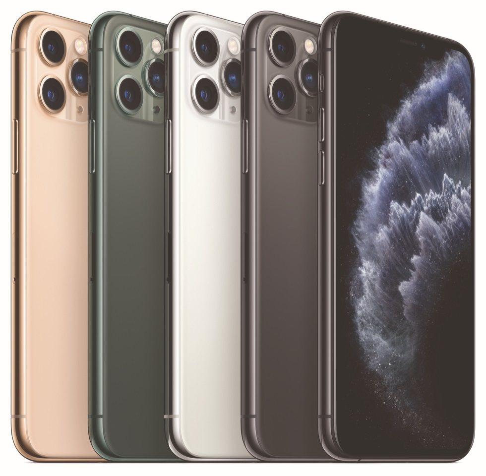 台灣大網路門市、myfone購物9月13日晚間8時開放iPhone 11系列限量...