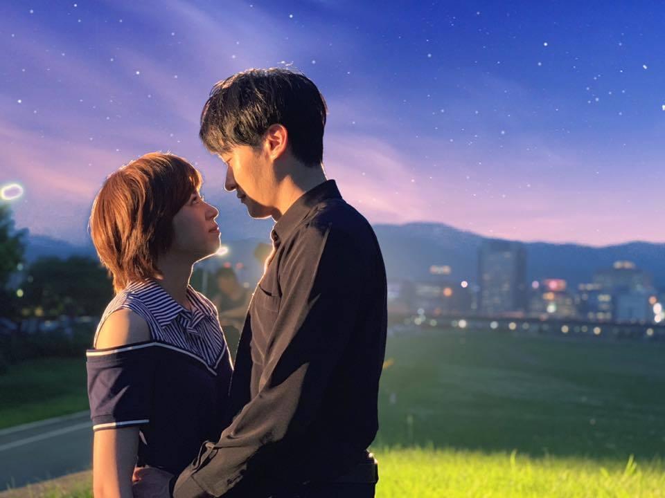 王瞳和馬俊麟多次被爆約會。圖/摘自臉書