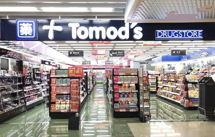 Tomod's台北ATT 4 FUN門市改裝開幕,成為Tomod's彩妝品牌最齊...
