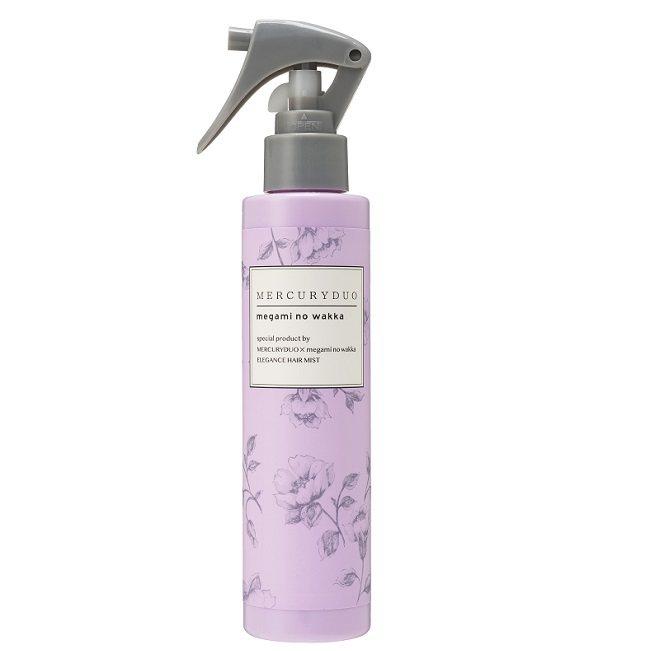 女神頭髮香氛噴霧,售價450元。圖/Tomod's提供