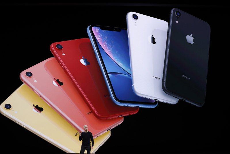 蘋果新發表的iPhone 11未支援5G網路,恐讓其錯過明年大陸市場的近年最大一波換機潮。  路透
