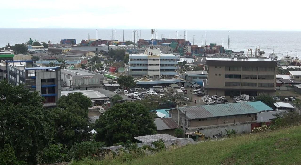 索羅門群島是台灣在南太地區最大的友邦,人口約60萬人。中央社