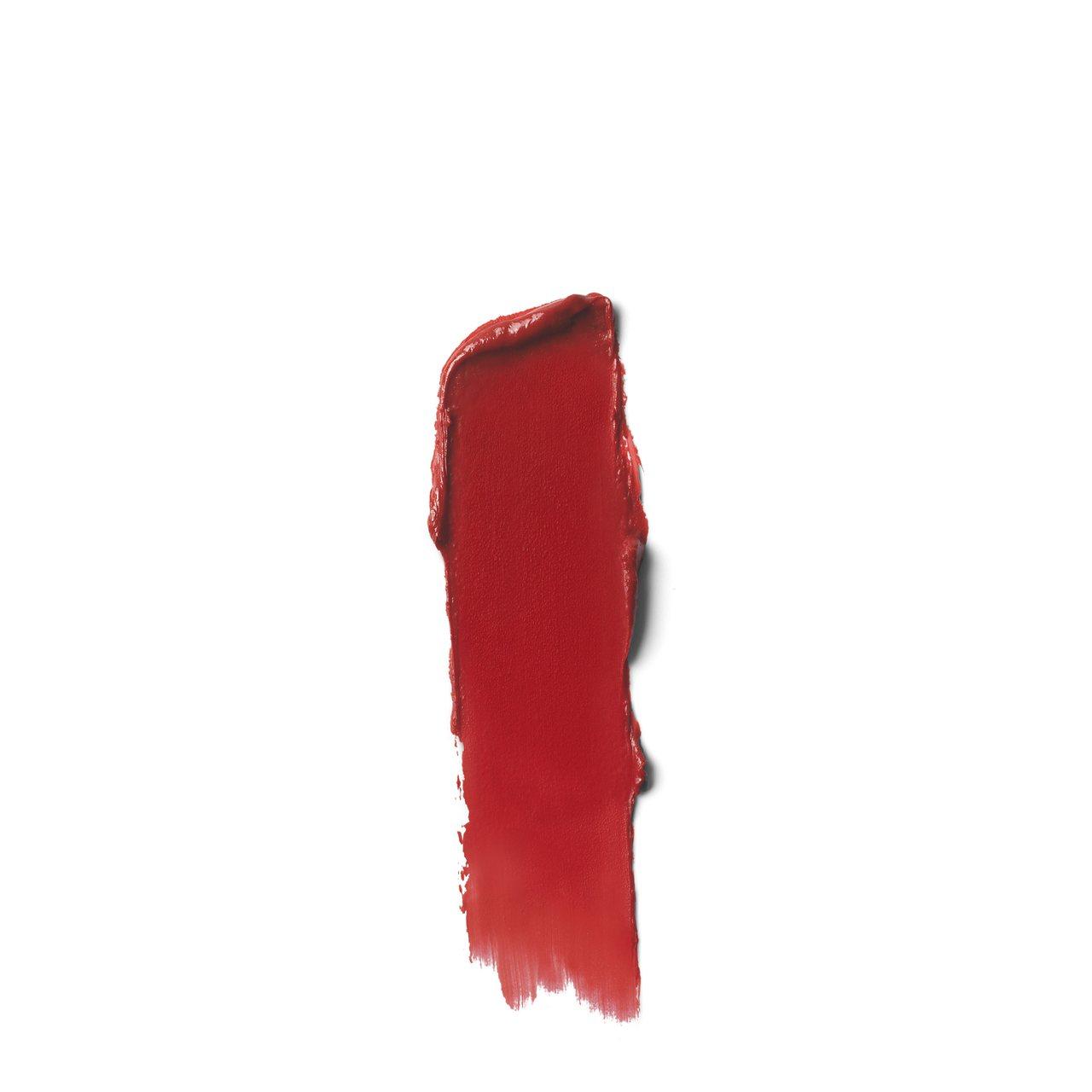 保濕水潤效果Rouge à Lèvres Voile(瑩潤光澤)。圖/Gucci...