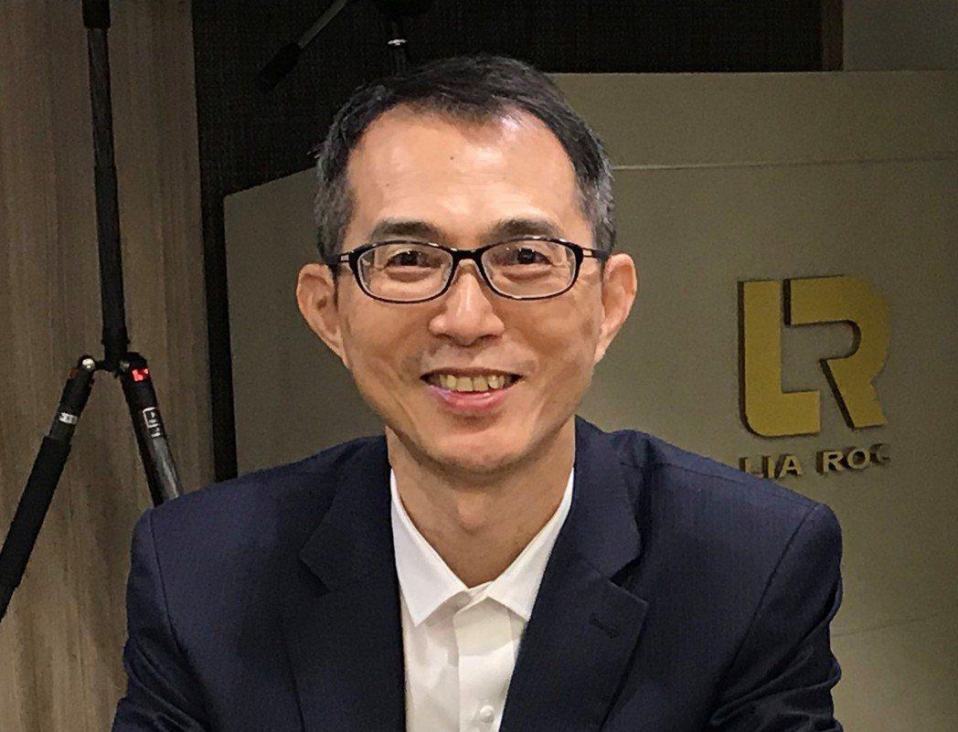 壽險公會秘書長林金樹。記者陳怡慈/攝影