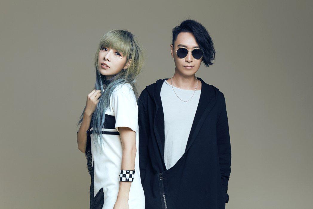原子邦妮推出新歌「我無所謂」。圖/滾石提供