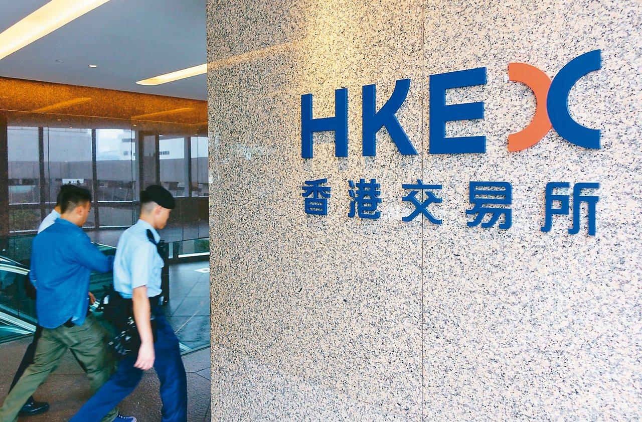 香港交易所擬併購倫敦證券交易所,成功合併後可望成為全球市場互聯互通平台。 (香港...