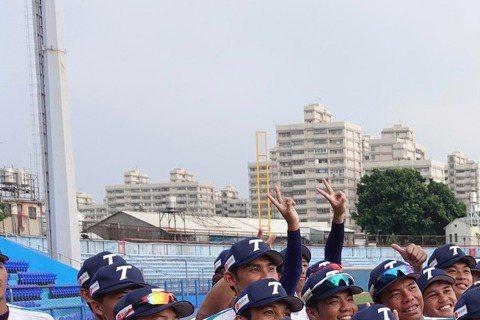 協會盃/成軍僅1年多 台中台壽保奪首冠