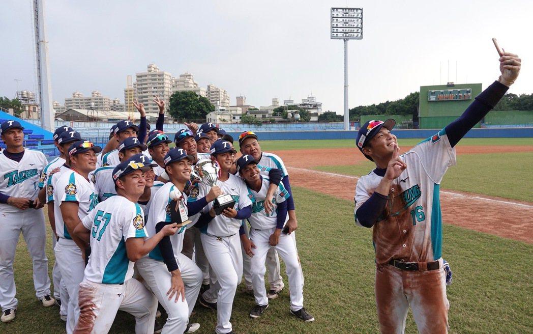 108年協會盃全國成棒賽冠軍戰,台中台壽保隊以5:4擊敗新北市隊,拿下隊史首冠。